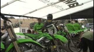 Kawasaki KX450F Press Intro
